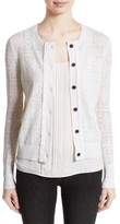 Burberry Women's River Elvo Wool & Cashmere Cardigan