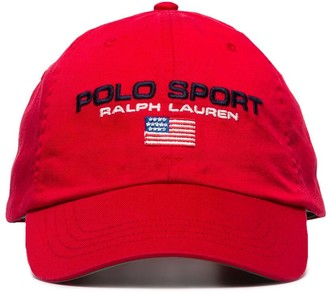 Polo Ralph Lauren Logo Embroidered Baseball Cap