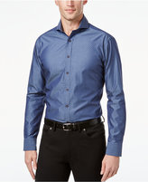 Vince Camuto Men's Diamond-Pattern Shirt