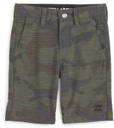 Billabong Boy's Crossfire X Submersibles Hybrid Shorts