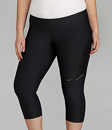 Nike Woman Running Filament Running Capri Leggings