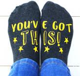 Sparks Clothing You've Got This Women's Socks