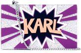Karl Lagerfeld Multicoloured Clutch