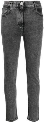 Balmain skinny fit high-rise jeans