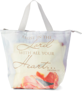 Tricoastal Design 'Trust in the Lord' Insulated Lunch Tote