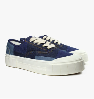 Good News Slider Denim Low Shoes - sz 36 | denim - Denim