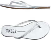 TKEES Toe strap sandals
