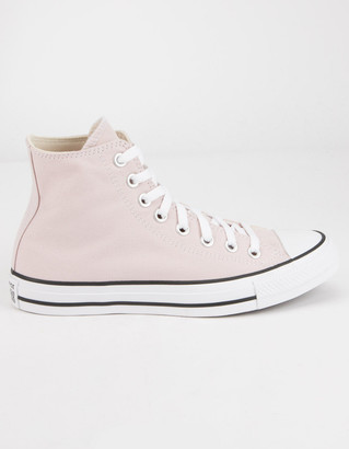 Converse Chuck Taylor All Star Seasonal Color Barley Rose Womens High Top Shoes