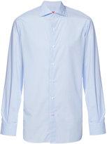 Isaia classic long sleeve shirt - men - Cotton - 15 1/2