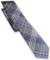 Haggar Men's Plaid Soft Tone Tie