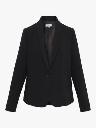 Gerard Darel Verlaine Single Breasted Jacket, Black