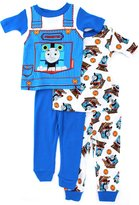 Thomas & Friends Thomas Train Toddler 4 pc Cotton Pajamas Set