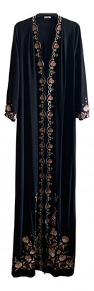 Vilshenko Black Viscose Dresses