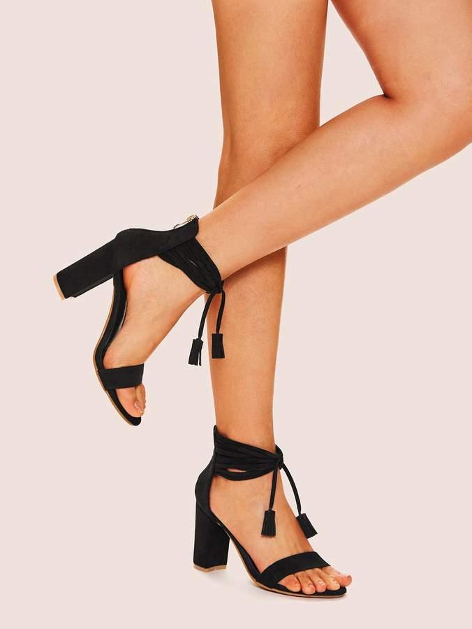 9e8aee61a3 Shein Women's Sandals - ShopStyle