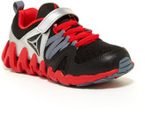 Reebok Zig Big N' Fast Fire Alt Running Sneaker (Little Kid)
