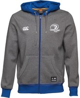 Canterbury of New Zealand Mens Leinster Full Zip Hoody Marl/Surf The Web
