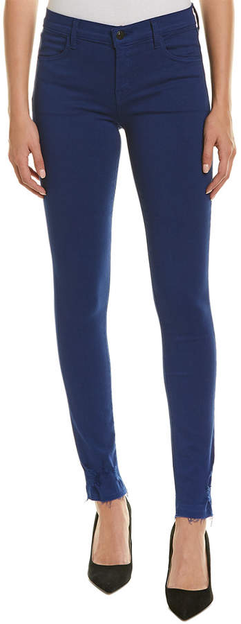 J Brand Electric Sea Skinny Leg