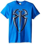 WWE Men's Roman Reigns Symbol T-Shirt