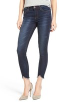 KUT from the Kloth Women's Raw Hem Skinny Jeans