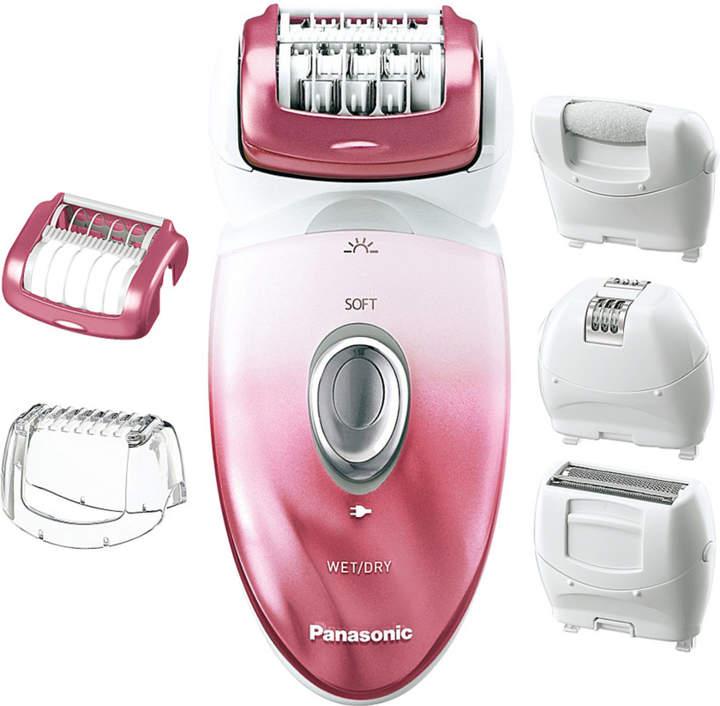 Panasonic Multi-Functional Wet/Dry Shaver & Epilator