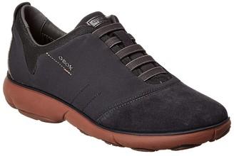 Geox Nebula Suede Sneaker