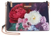 Ted Baker Blushing Bouquet Crossbody Bag - Blue