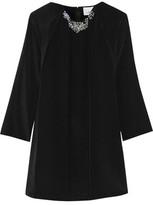 3.1 Phillip Lim Crystal-Embellished Satin Mini Dress