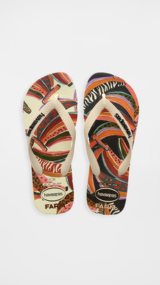 Havaianas x Farm Rio Bananas Sandals