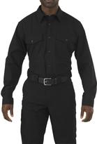 5.11 Tactical Men's Long Sleeve A-Class Stryke PDU Shirt - Short