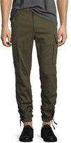 Moschino MILITARY GREEN CARGO CHINO