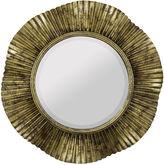 One Kings Lane Teresa Accent Mirror, Antiqued Gold