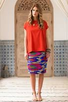 Shabby Apple Hammam Skirt Blue PP