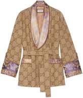 Gucci GG linen jacket