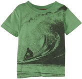 City Threads Big Wave Riding Graphic Tee (Baby) - Elf-12-18 Months
