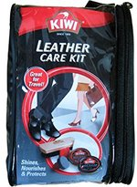 Kiwi Leather Care Travel Shoe Shine Kit