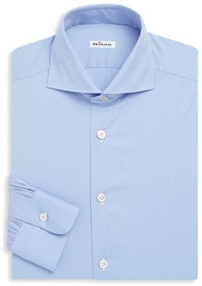 Kiton Classic Cotton Dress Shirt