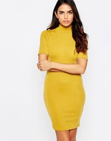 AX Paris High Neck Bodycon Dress