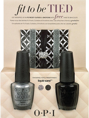 OPI Online Only Fit To Be Tied #1