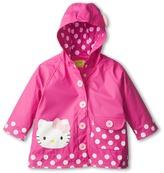 Western Chief Hello Kitty Cutie Dot Raincoat (Toddler/Little Kids/Big Kids)
