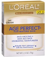 L'Oreal Age Perfect Day Cream SPF 15 Facial Treatment Products - 2.5oz