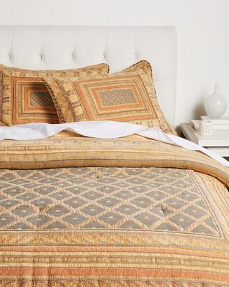 Belle Epoque Roma Jacquard Comforter Set