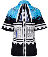 Mary Katrantzou Multicolored Cotton Bloomberg Shirt