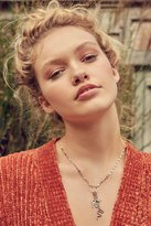 Urban Outfitters Charm Lariat Necklace