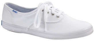 Keds Champion Canvas WF34000 White Canvas Sneaker