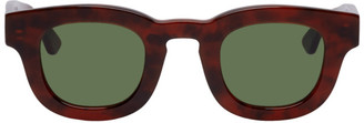 Thierry Lasry Burgundy Darksidy 127 Sunglasses