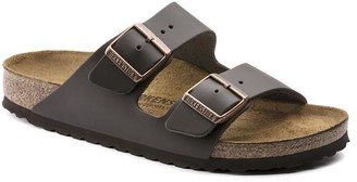 Birkenstock Brown Arizona Sandal Dark Leather - 40/UK7 - Brown