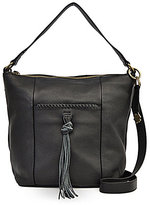 Lucky Brand Carmen Tasseled Bucket Bag