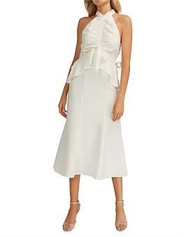 Keepsake Luminous Midi Dress