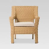 Threshold Southcrest Wicker Club Chair