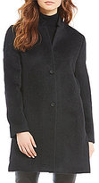Eileen Fisher Notch Collar Coat